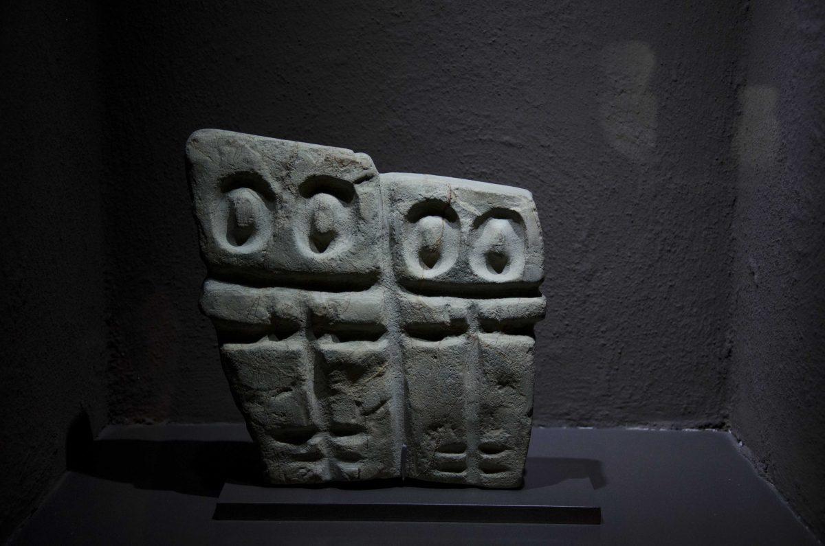 Monolitos de Valdivia (4000-1500 BCE); Casa Alabado, Quito, Ecuador | ©Angela Drake