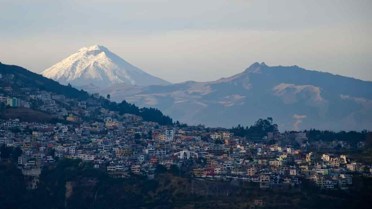 Primeras impresiones de Quito, Ecuador