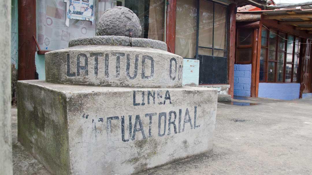 The Most Authentic Mitad del Mundo in Ecuador