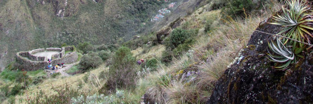 Camino del Inca – 5 Steps at a Time