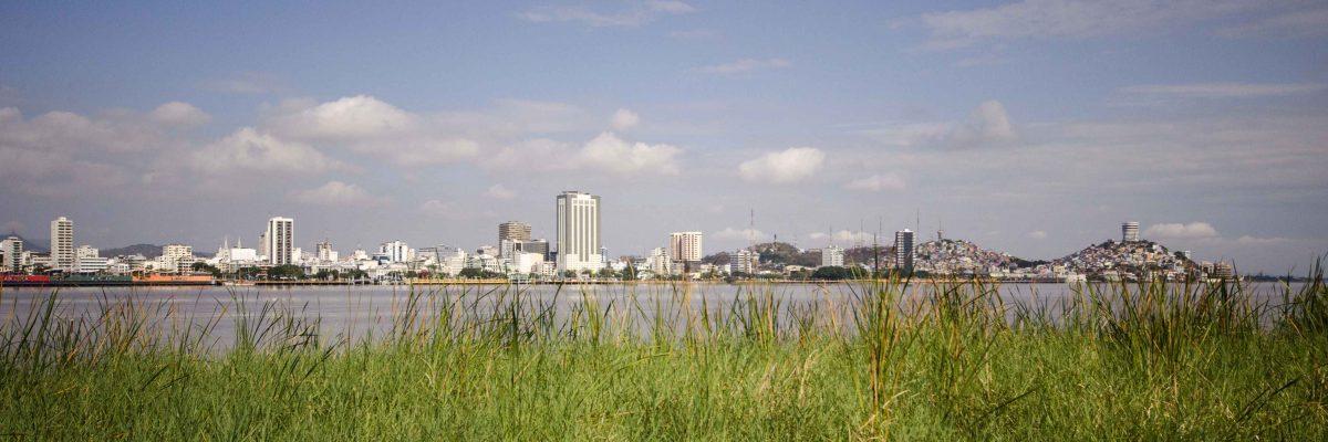 Isla Santay, Guayaquil