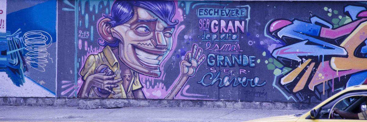 Lost Graffiti