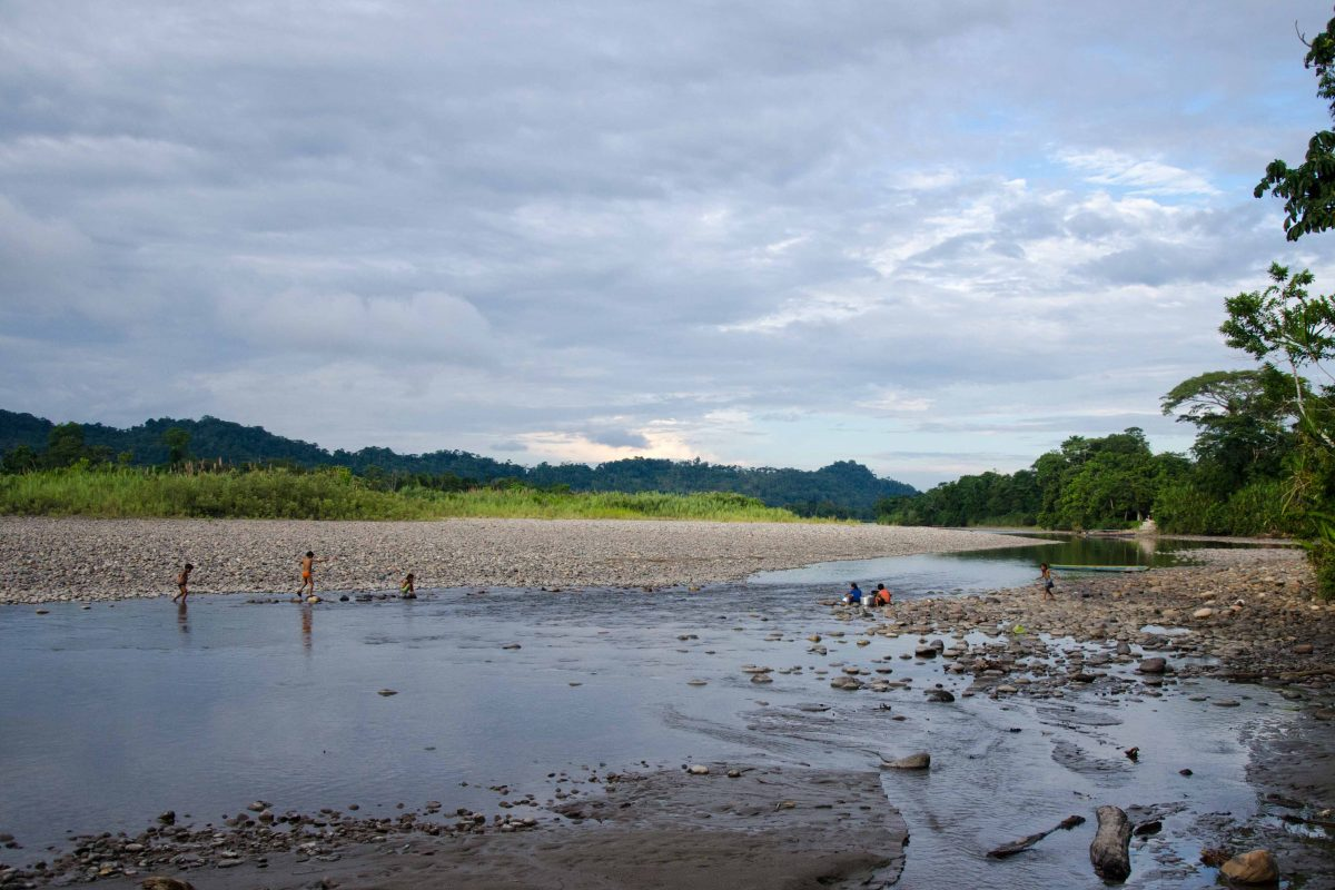 Great Photos of Puerto Napo in the Amazon Basin