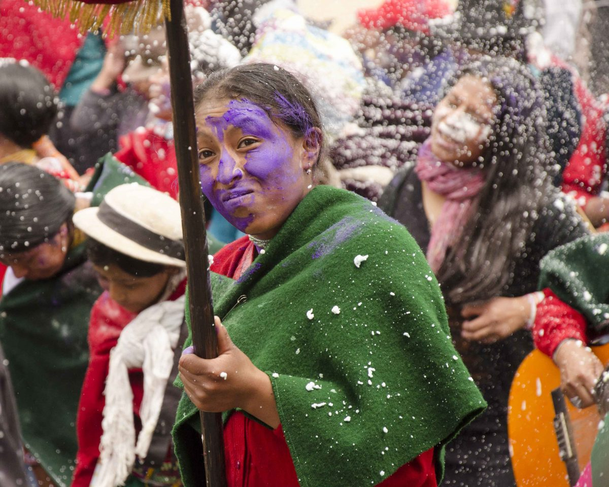 A Guide to Festivals in Ecuador