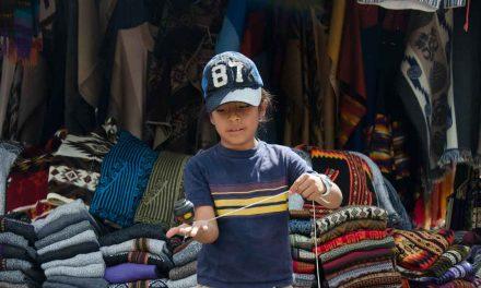 The Otavalo Market