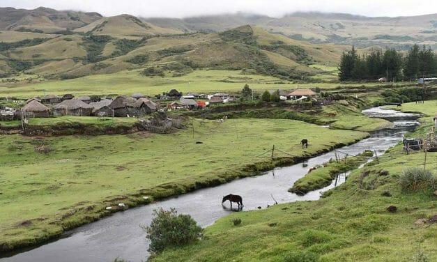Piñán, Ecuador – Un Lugar Olvidado Por El Tiempo