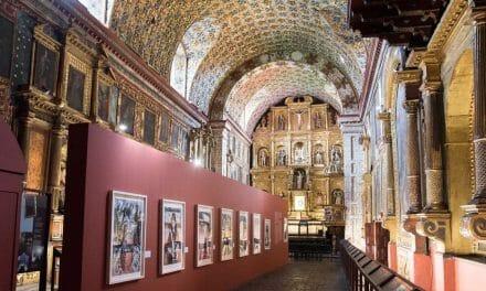 A Unique Museum in a Colonial Church in Historic Bogota