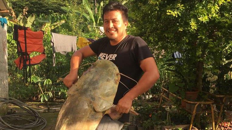 Pesca de bagre en tiempos de Coronavirus