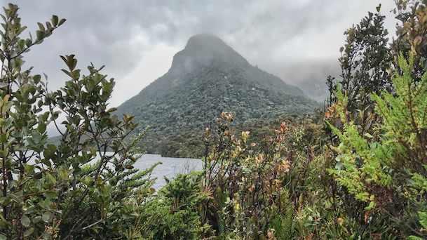 La Puruhanta Misteriosa – Una Laguna de Altura de Imbabura