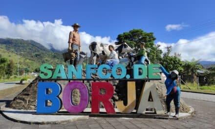 San Francisco de Borja: Un Paraiso Escondido