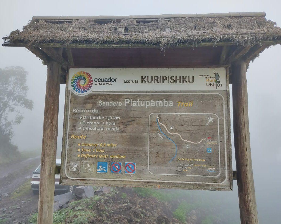 EcoRuta Kiripishku en Parque Nacional Llangantes, Ecuador | ©Carlos Diaz