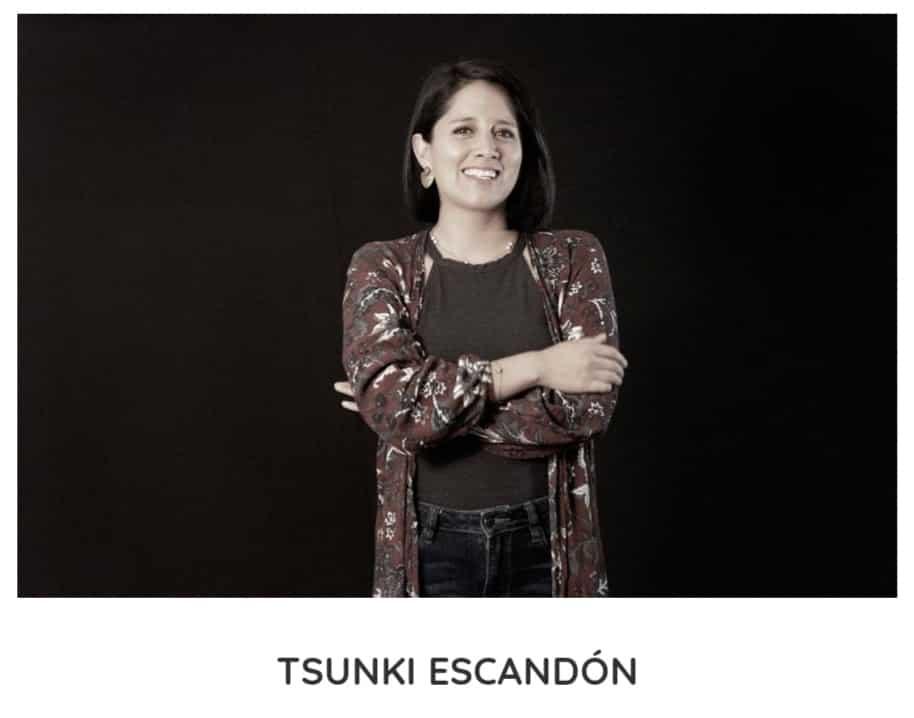 Tsunki Escandón| ©Kynku Marketing Digital